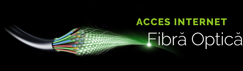 Ofertă acces Fibra Optică