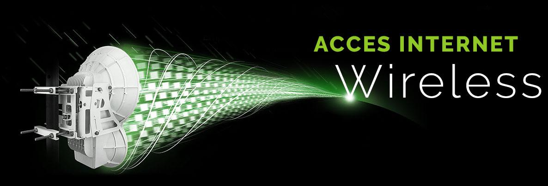 Ofertă acces Wireless